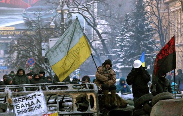 Les États-Unis ont demandé le retrait des forces spéciales des rues de Kiev