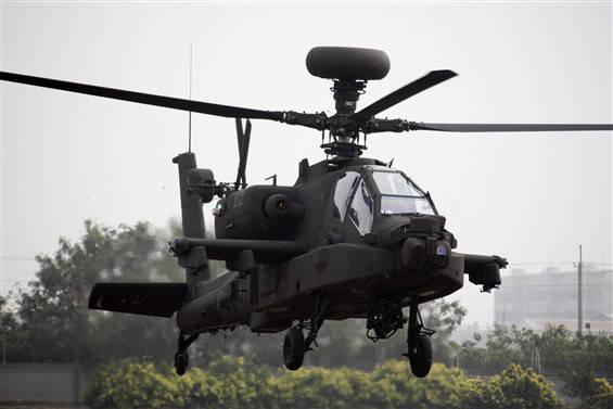 出售伊拉克直升机AN-64E
