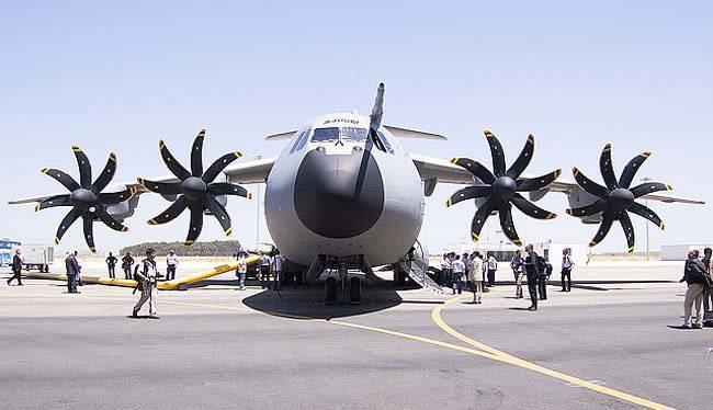 Der Markt für militärische Transportflugzeuge und Tankflugzeuge in den nächsten fünf Jahren