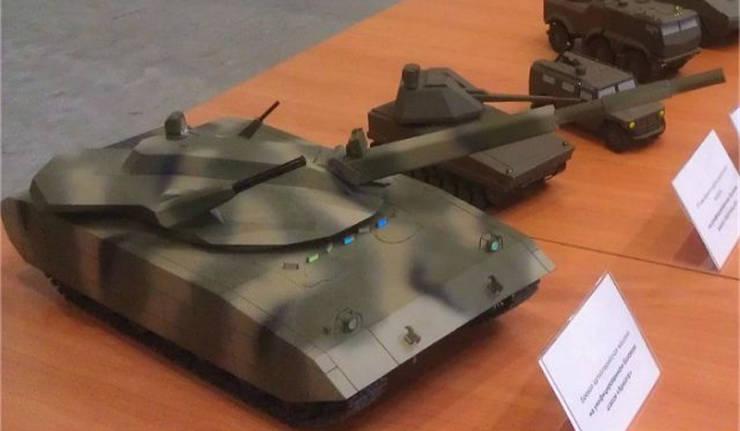 Uralvagonzavodの副所長:有望なArmata戦車のテストが開始されました