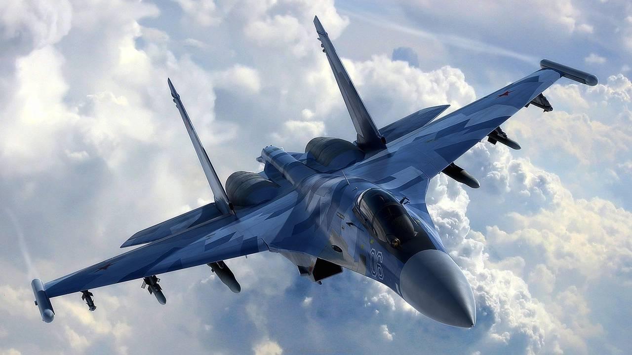Завершены контрольные испытания истребителей Су Военное обозрение Многофункциональные истребители Су 35 прошли контрольные испытания перед их поставкой ВВС России сообщил Интерфакс АВН со ссылкой на источник в