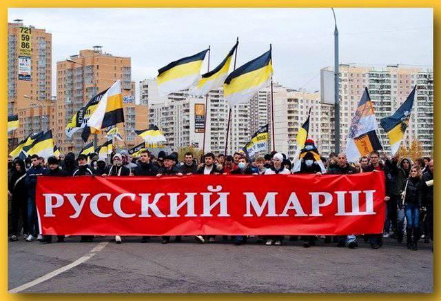 러시아 민족주의 자, 우크라이나 민족주의자인 Banderovites에 동정 선언