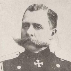 मुख्य दोष के रूप में जर्मन उपनाम। जनरल पी.के. Rennenkampf