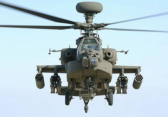 이라크, 미국에서 AH-64E 아파치 롱 보우 공격 용 헬리콥터 구매 예정