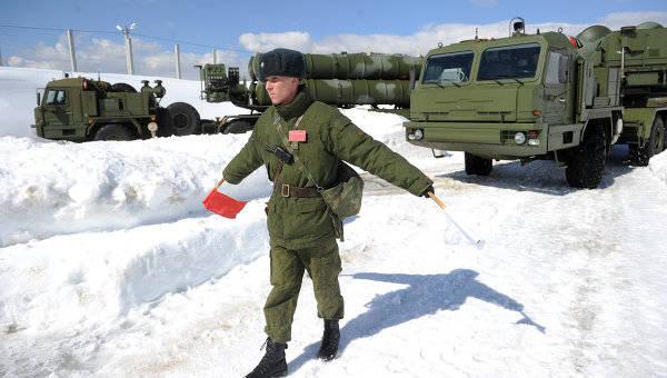 Поступивший на вооружение ВКО комплект С-400 отстрелялся на