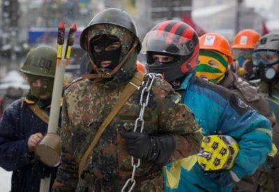 Майдан – передовой антироссийский фронт США
