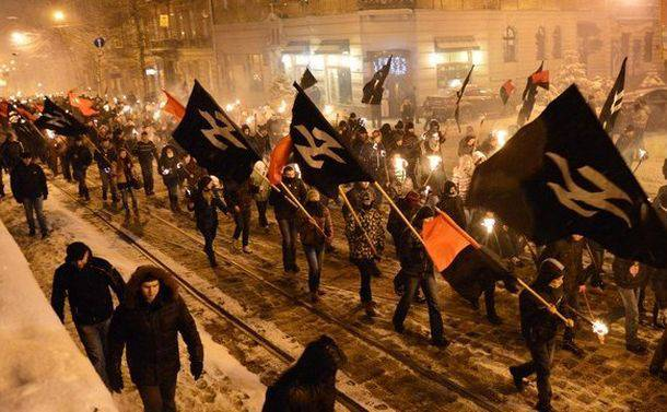 Maidan - the advanced anti-Russian front of the USA