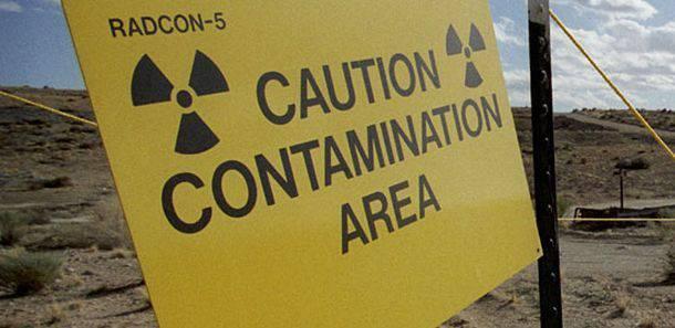 ノースカロライナ州の原子力災害