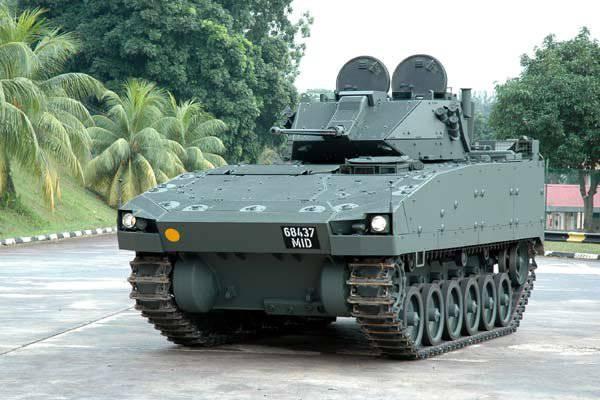 Bionix Infanteriekampffahrzeug