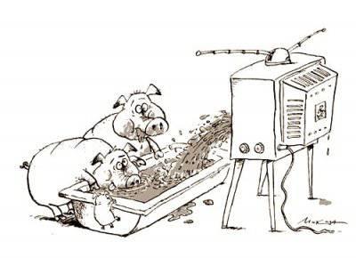 Во что превращается информационная стратегия госСМИ, или «Инфо» равно «бабло»?
