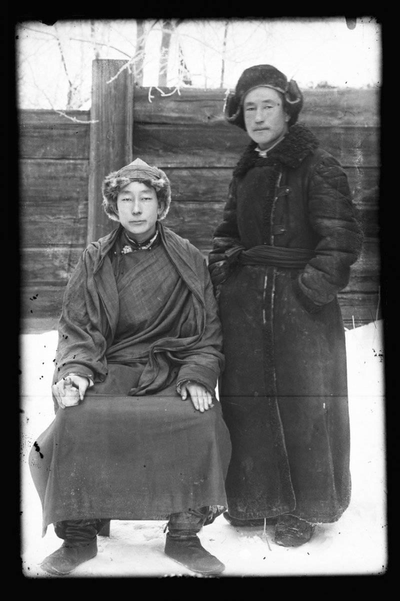 Деревенская жизнь Иркутской губернии в 1900-1930 годах