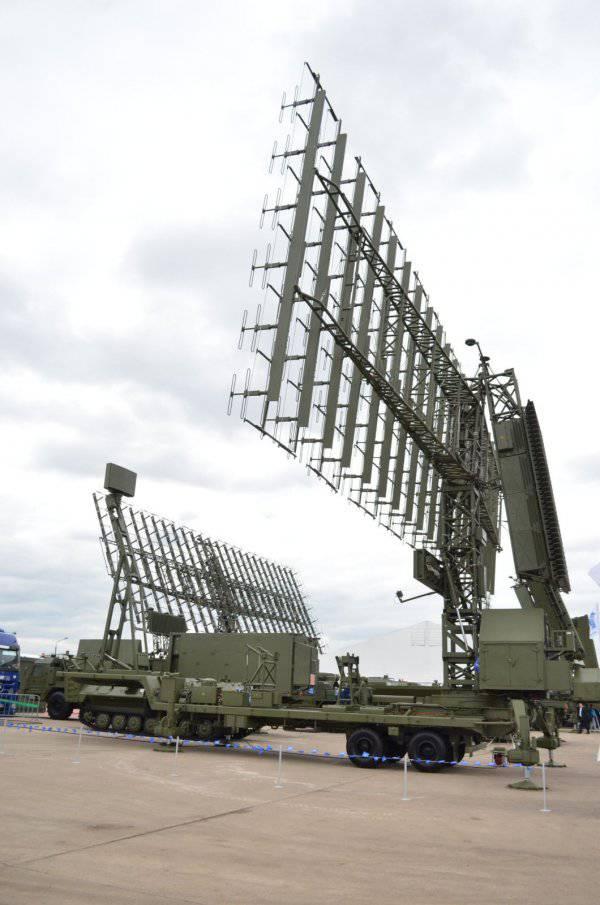 Радиолокационная станция 55Ж6УМ