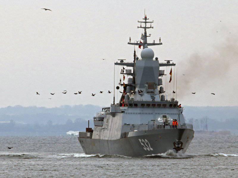 Строительство кораблей для ВМФ: планы и реальность