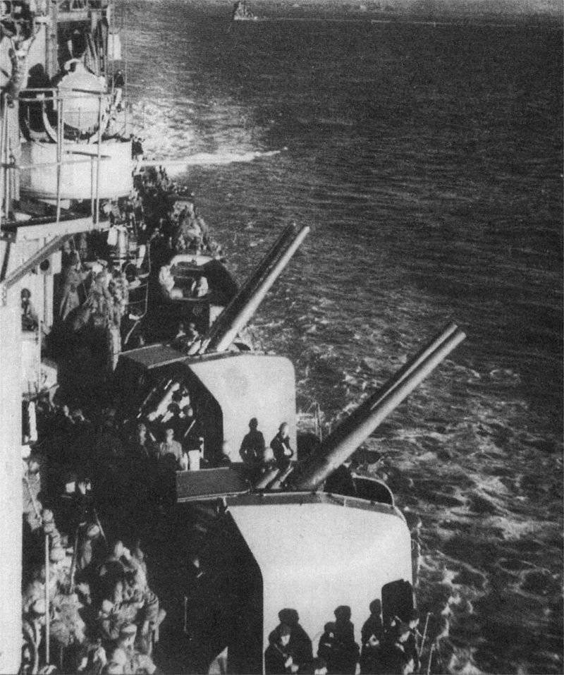Средства противовоздушной обороны советского флота в годы войны