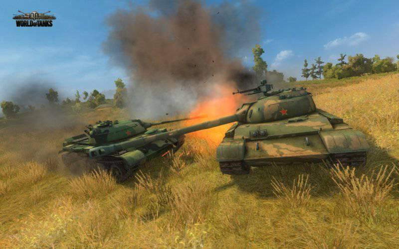 World of Tanks готовится к национальным боям