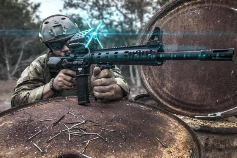 Компания TrackingPoint представила новое оружие с «умным» прицелом PGF