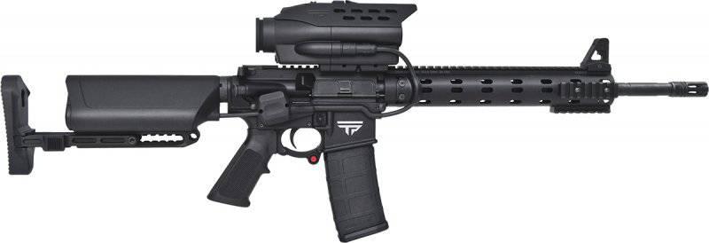 Компания TrackingPoint представила новое оружие с «умным