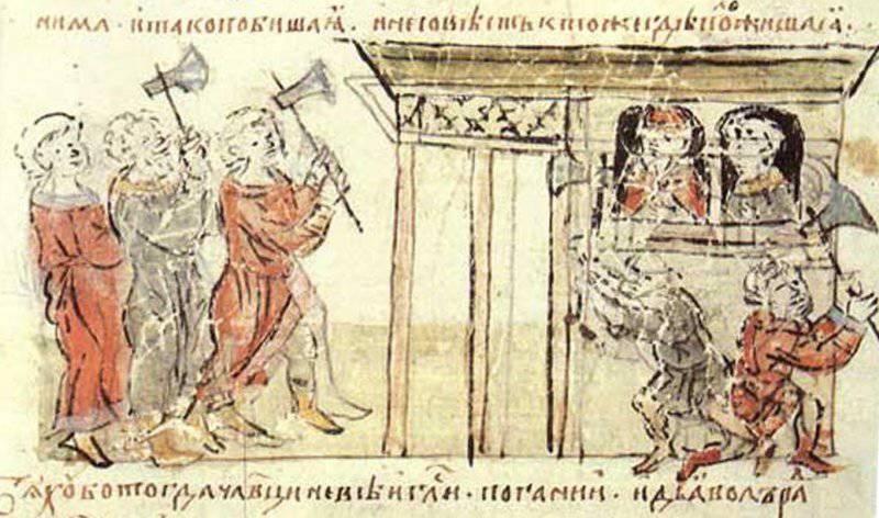 Крещение Руси, или О «сверхпатриотизме» славянского неоязычества