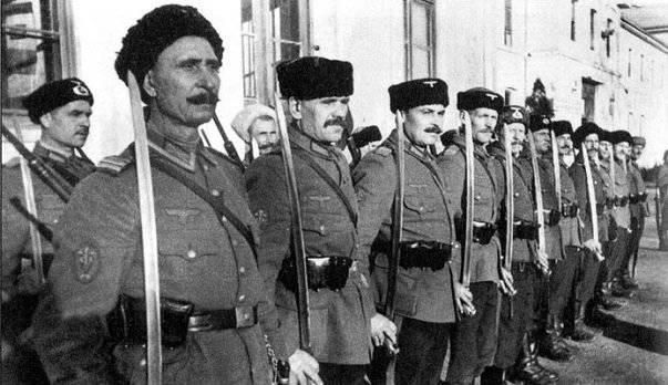 15 Kosaken Kavallerie SS Korps