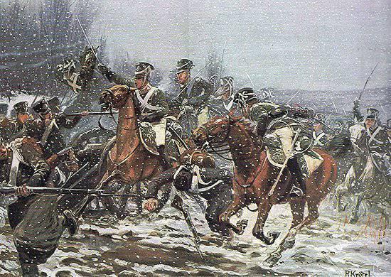 La Rothiere之战