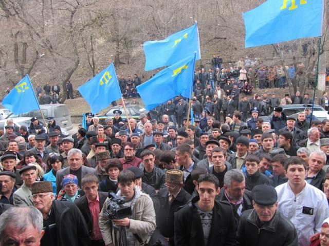 キエフ暴動のタタール語構成要素