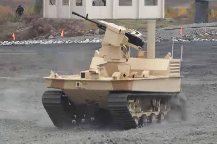 未来的军事技术