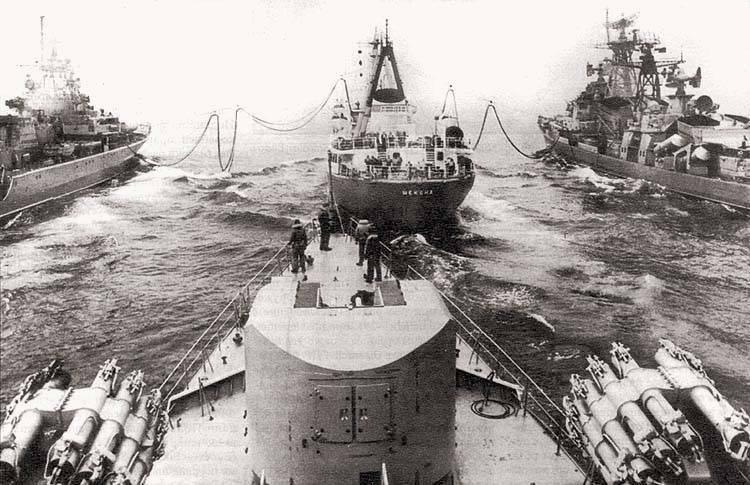 Le destin des navires de la marine RDA