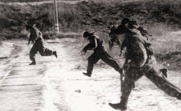 それぞれが独自の戦争をしています...第一チェチェンのヴィンペル特別部隊