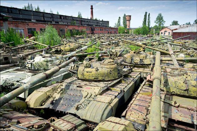 Ukrayna, T-64 Kolombiya ve Peru'ya yeni tanklar sunuyor