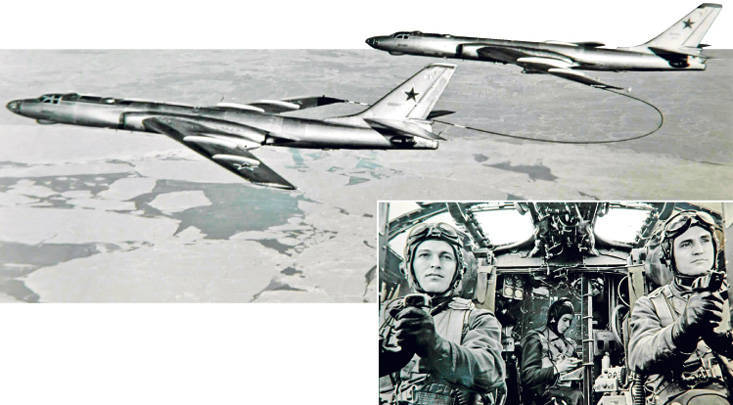 Epoch, people, plane. In memory of the creators of the first Soviet long-range jet bomber Tu-16