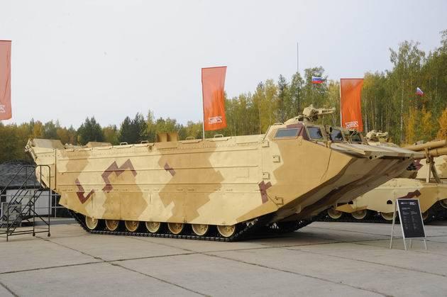 La tecnologia di ingegneria ha sviluppato KBTM adottato per la fornitura di forze armate