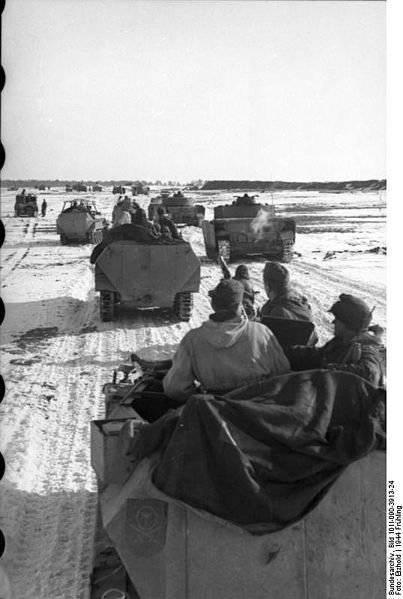 Второй сталинский удар. Часть 2. Уничтожение корсунь-шевченковской группировки противника