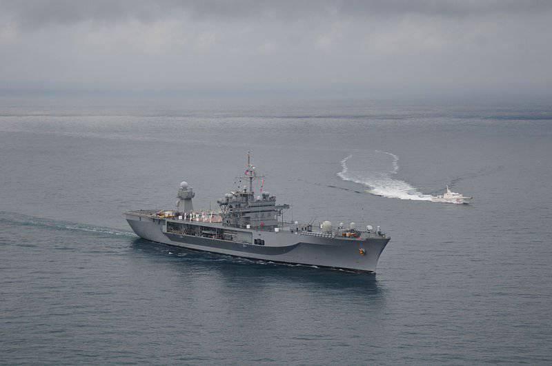 美国黑海中队