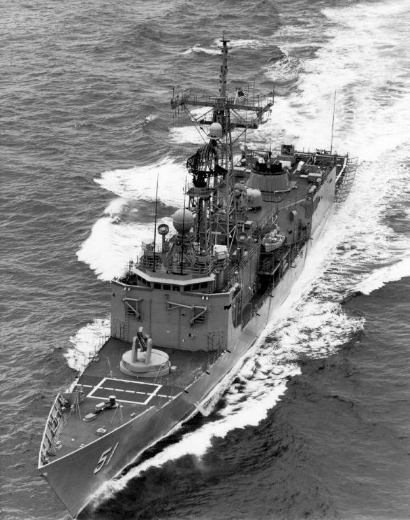 Черноморская эскадра США