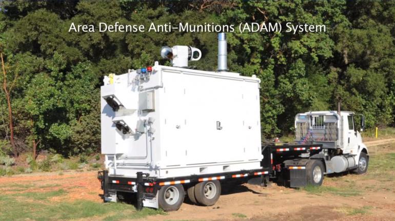Американцы продемонстрировали новый боевой лазер