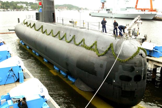 Egito vai encomendar dois novos submarinos alemães