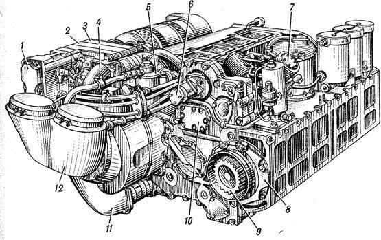 가장 놀라운 피스톤 모터