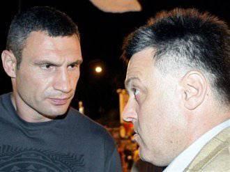 Segreti finanziari e politici di Oleg Pyagnibok e Vitaly Klitschko