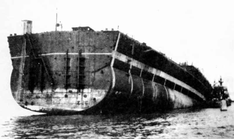 赫鲁晓夫如何破坏舰队