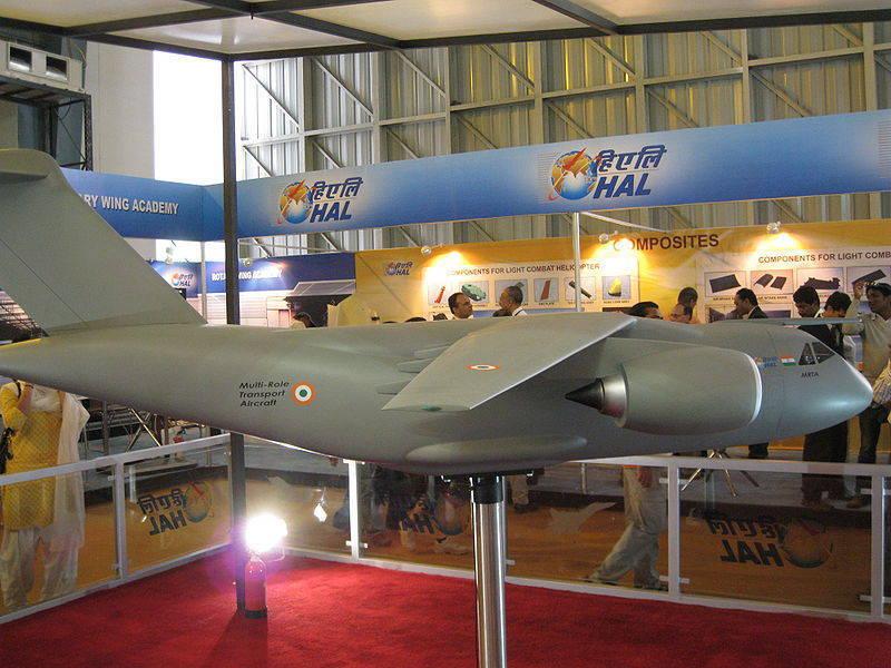 A data aproximada da criação da aeronave multiuso russo-indiana foi anunciada.