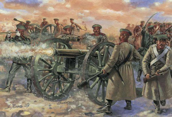 Waffen und Muse. Die Wende von 1914 war für das Imperium und seine Kultur fatal.