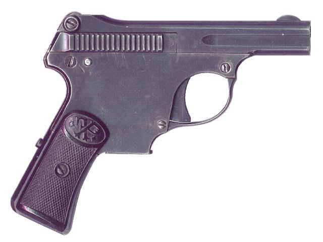 エリカ4,25mmピストル