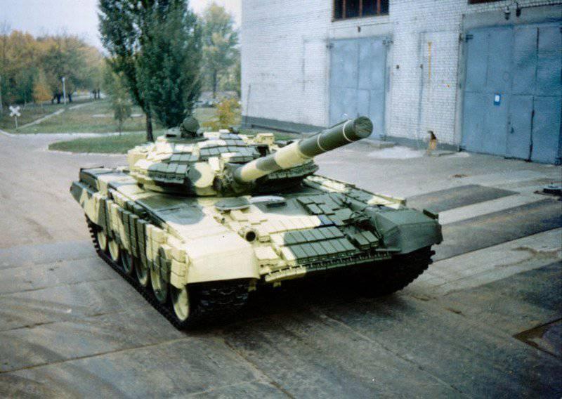 Svantaggi del carro armato T-72B, modi della loro correzione del campo garage e tattiche di utilizzo del carro armato in combattimento moderno