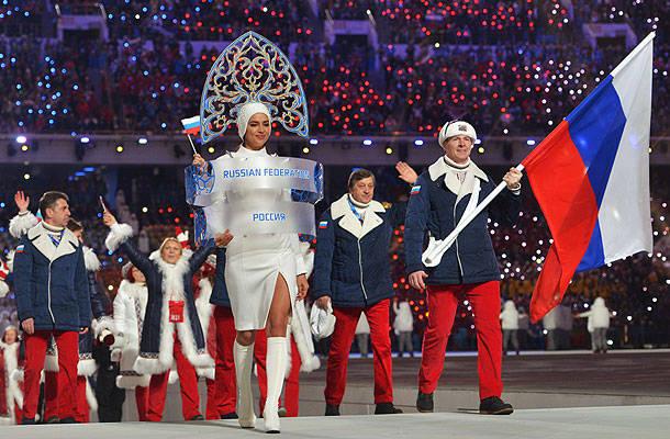 Rusia deleitó al mundo con el inicio de Games-2014
