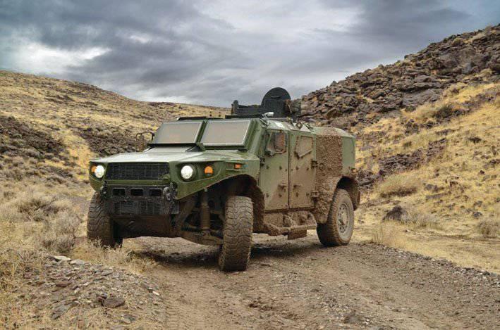 US-Programme von Light Cars ULV und ULCV