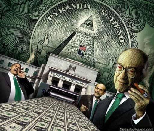 Dinheiro acima de tudo