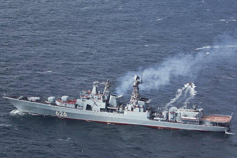 Iranian ships approach US coast