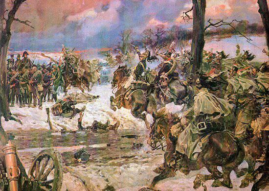 Napolyon'un Altı Gün Savaşı: Monmilale Savaşı