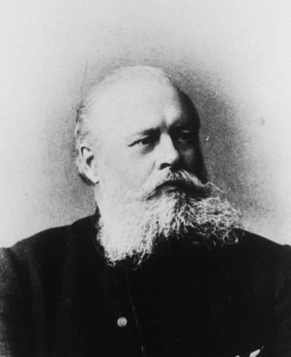 Organik Kimyager Vladimir Markovnikov