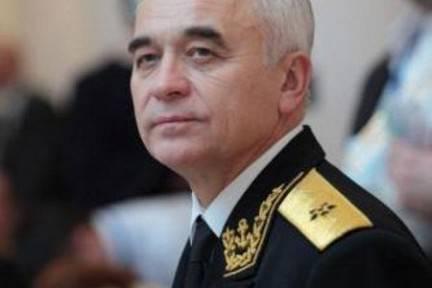 Le contre-amiral Apanasenko est décédé à l'hôpital après une tentative de suicide